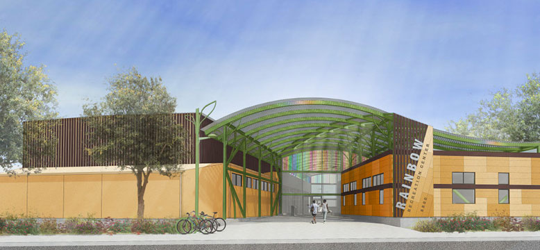 City of Oakland Breaks Ground on Rainbow Recreation Center Expansion
