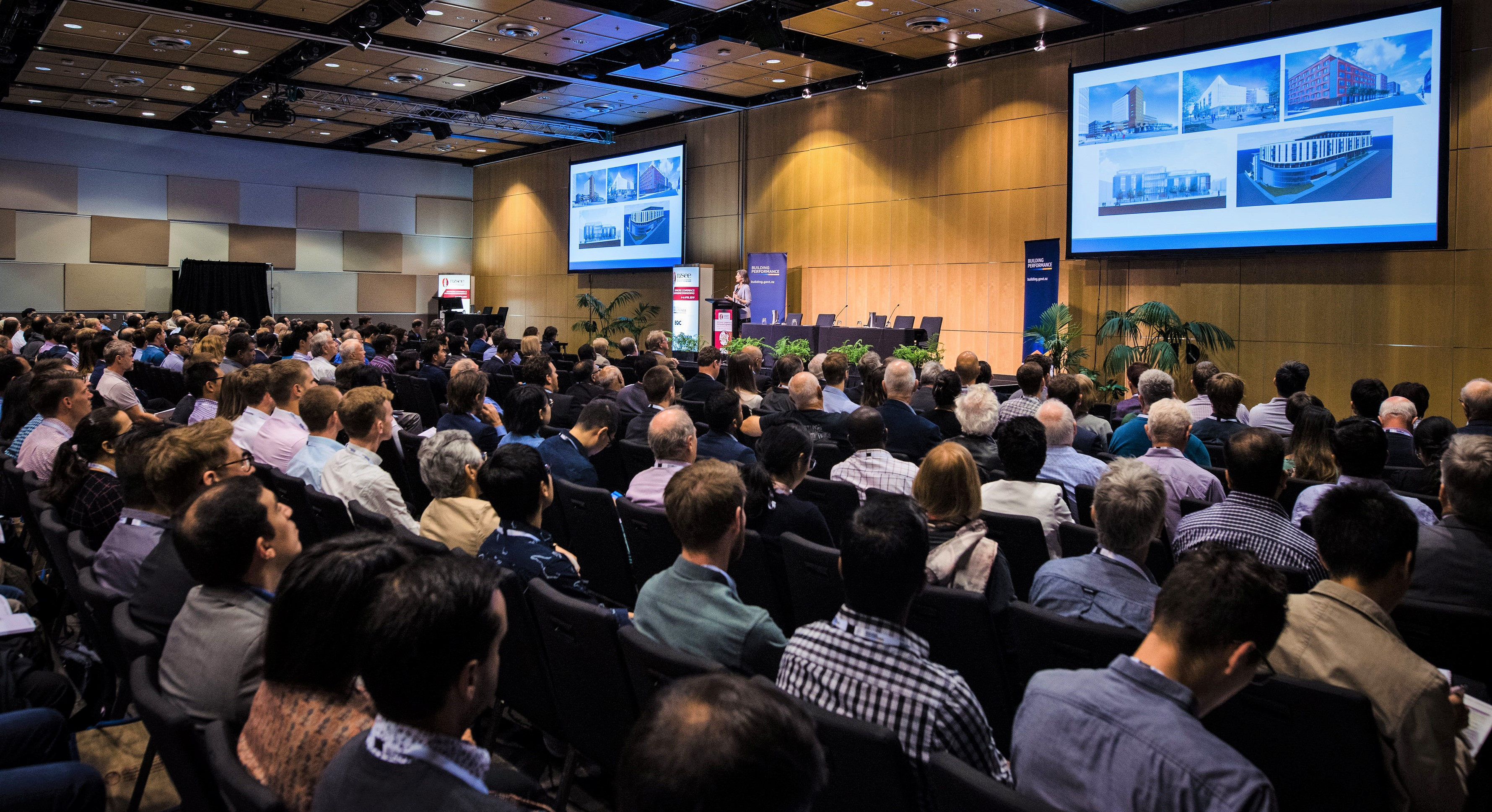 Maryann Phipps Delivers Keynote Address at the 2019 Pacific Conference on Earthquake Engineering